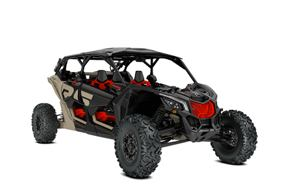 Maverick MAX X RS TURBO RR SA r. 2021